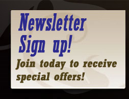 Sign up to receive our newsleter